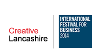 Creative Lancashire IBF 2014