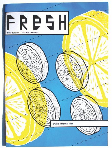 Swifty Fresh Cover