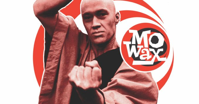 Swifty Mo Wax Monk Postcard